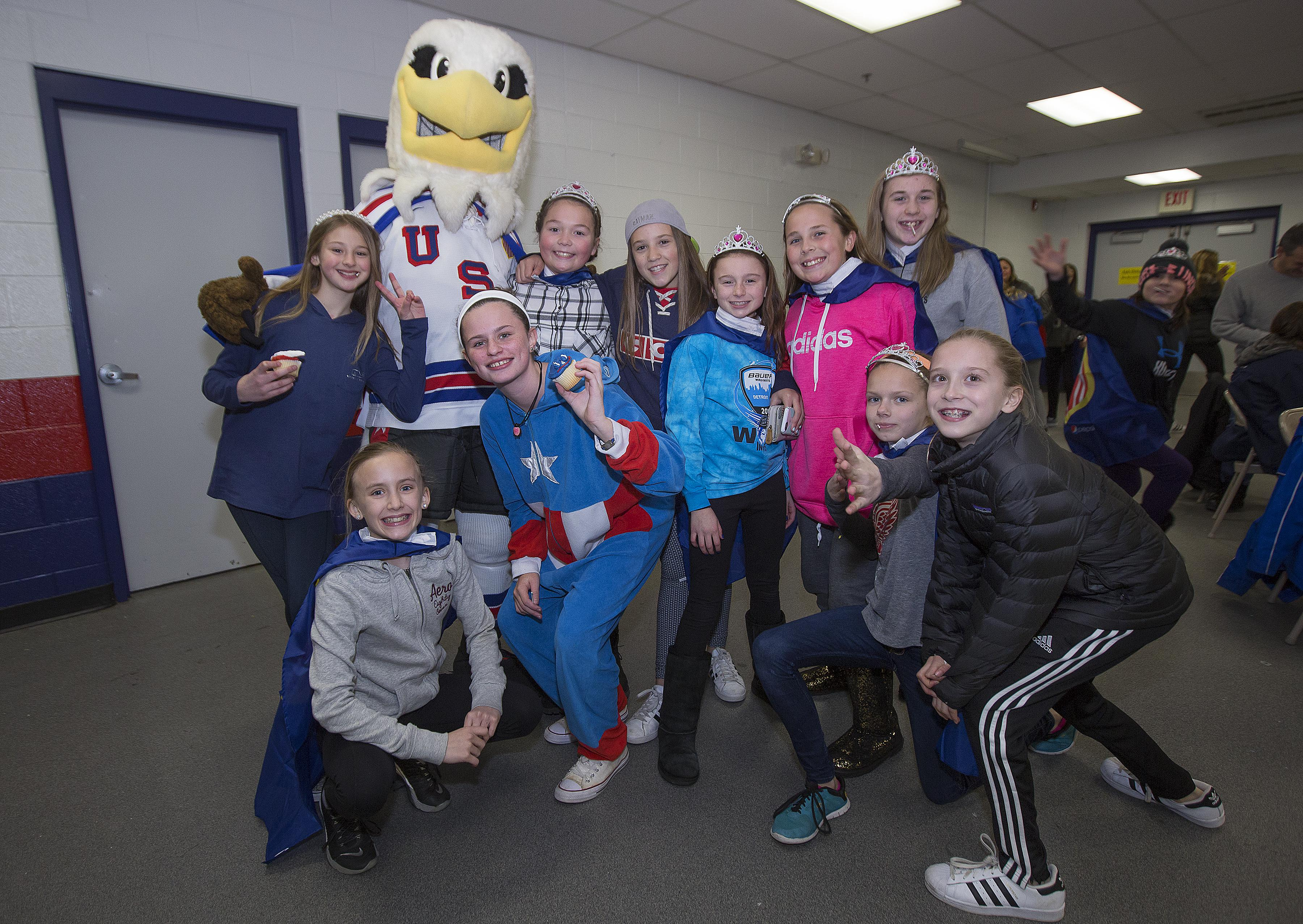 Birthday Parties at USA Hockey Arena