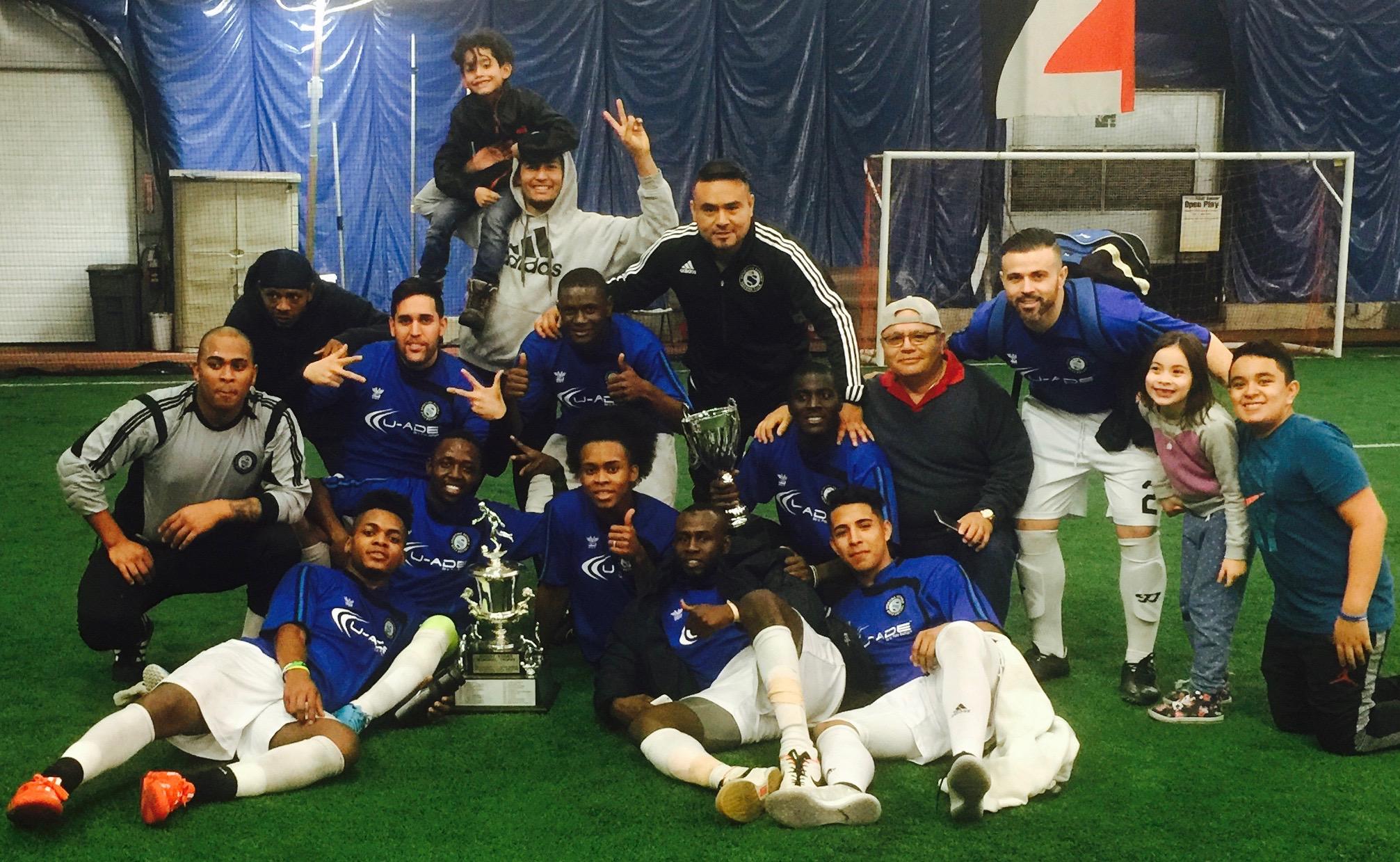 2016 Csl Indoor Soccer Tournament Champions