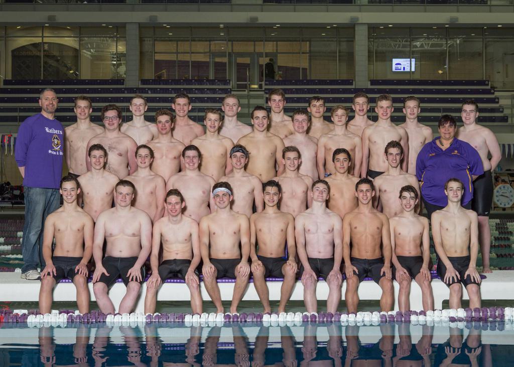 2016-17 Swim Team