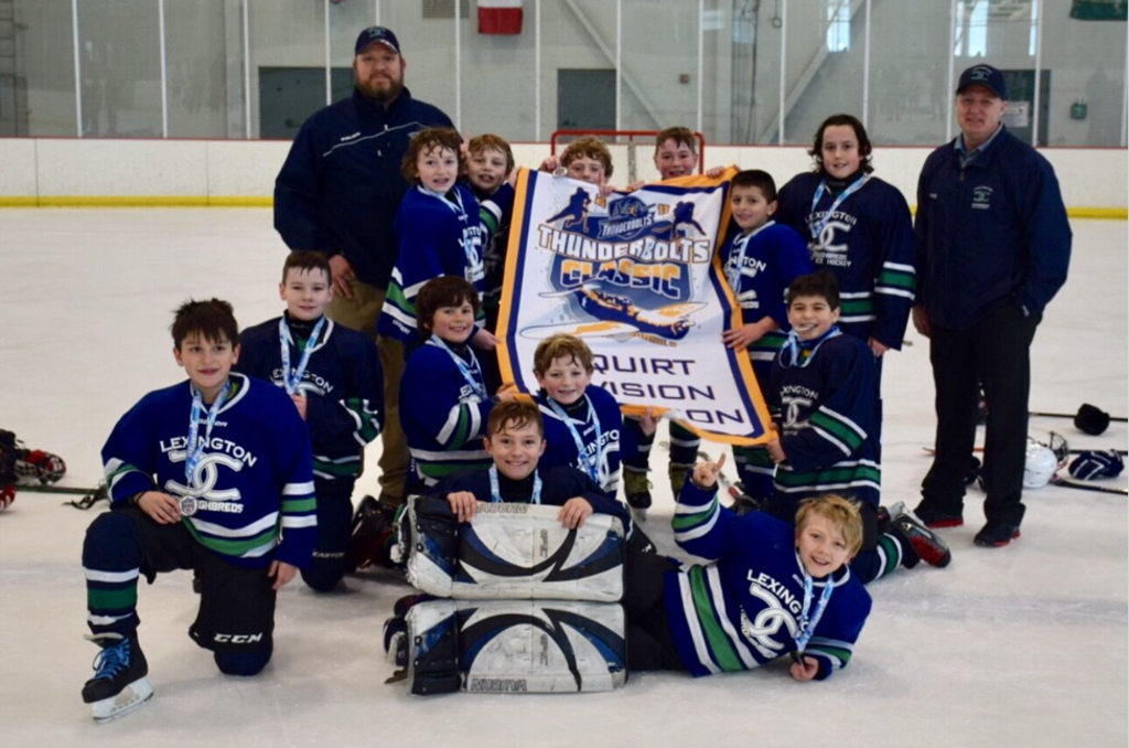 CKHA Squirt Select Team