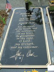Johnny's Grave