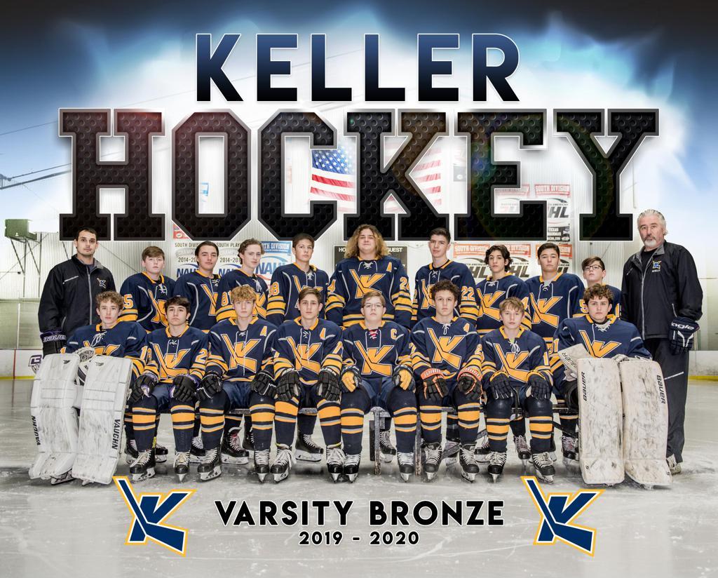 Varsity Bronze 2019-2020
