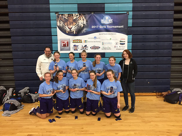 Chaska - 1st Place - 8th Grade A