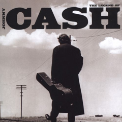 Legend of Johnny Cash Album Cover