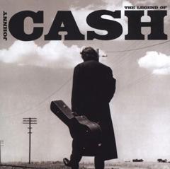 Legend of Johnny Cash Album Cover