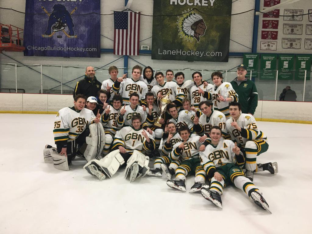 Glenbrook North JV Scholastic Cup Champions