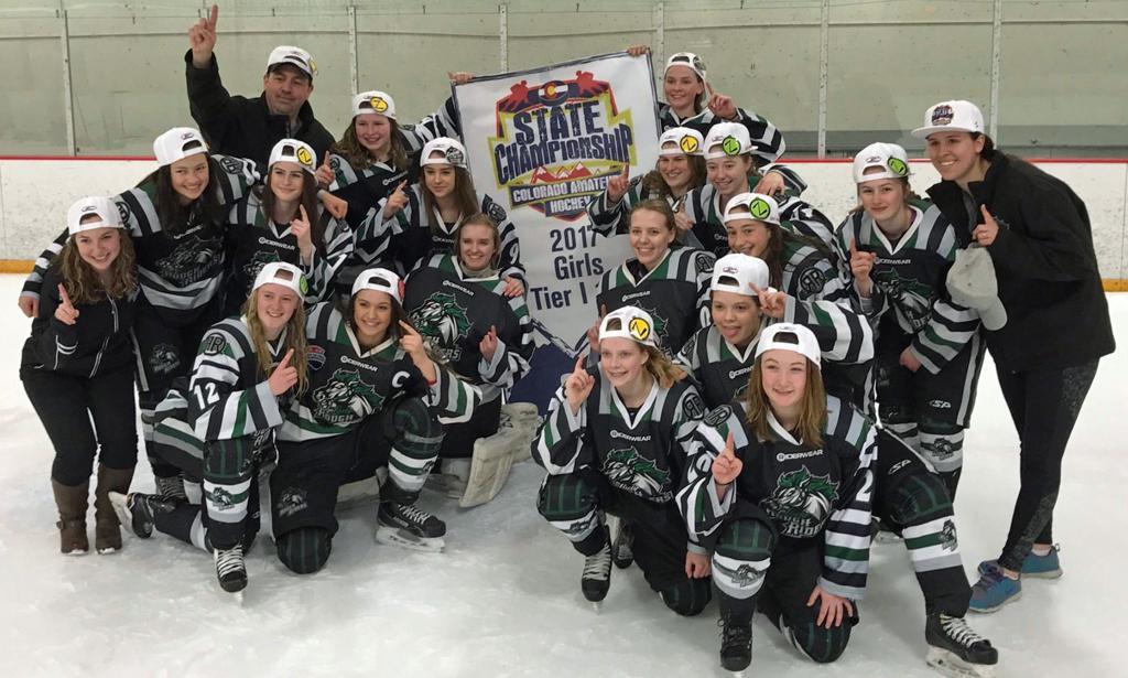 U16 Tier I State Champions