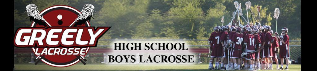 Greely High School Boys Lacrosse