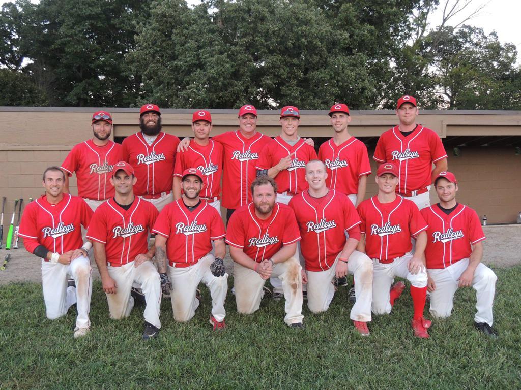 Camden Redlegs 2014 Team Photo