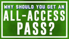 Northstar Girls Hoops All Access Pass