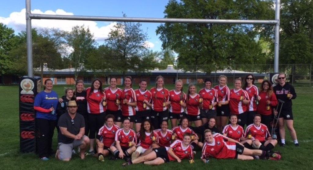 2014 PNFRU D2 Women's Champions