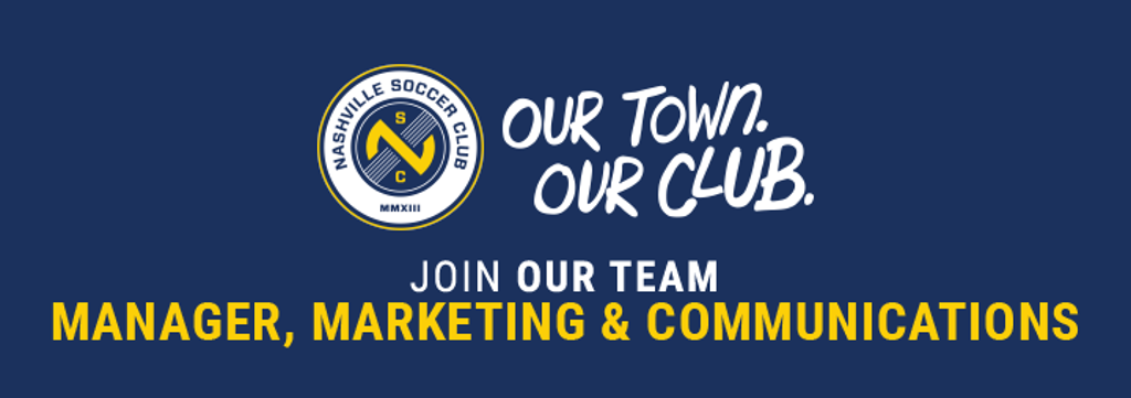 Join our Team, Marketing and Communications