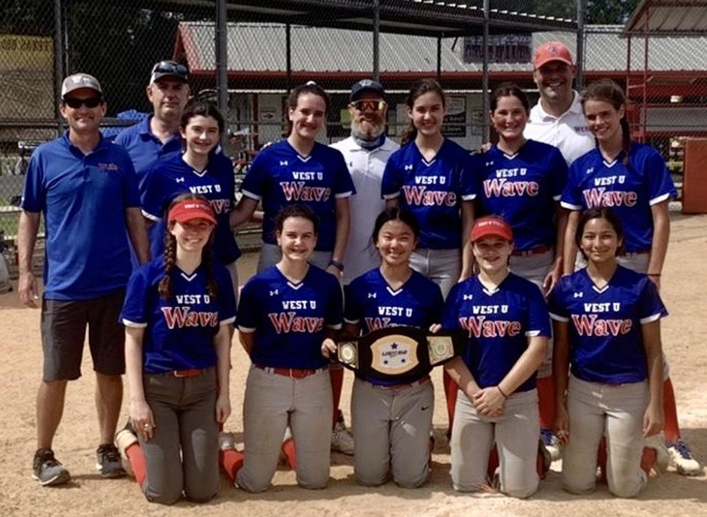 WUSA Wave Take 2nd Place at USSSA State Tournament in Splendora. GO WUSA!