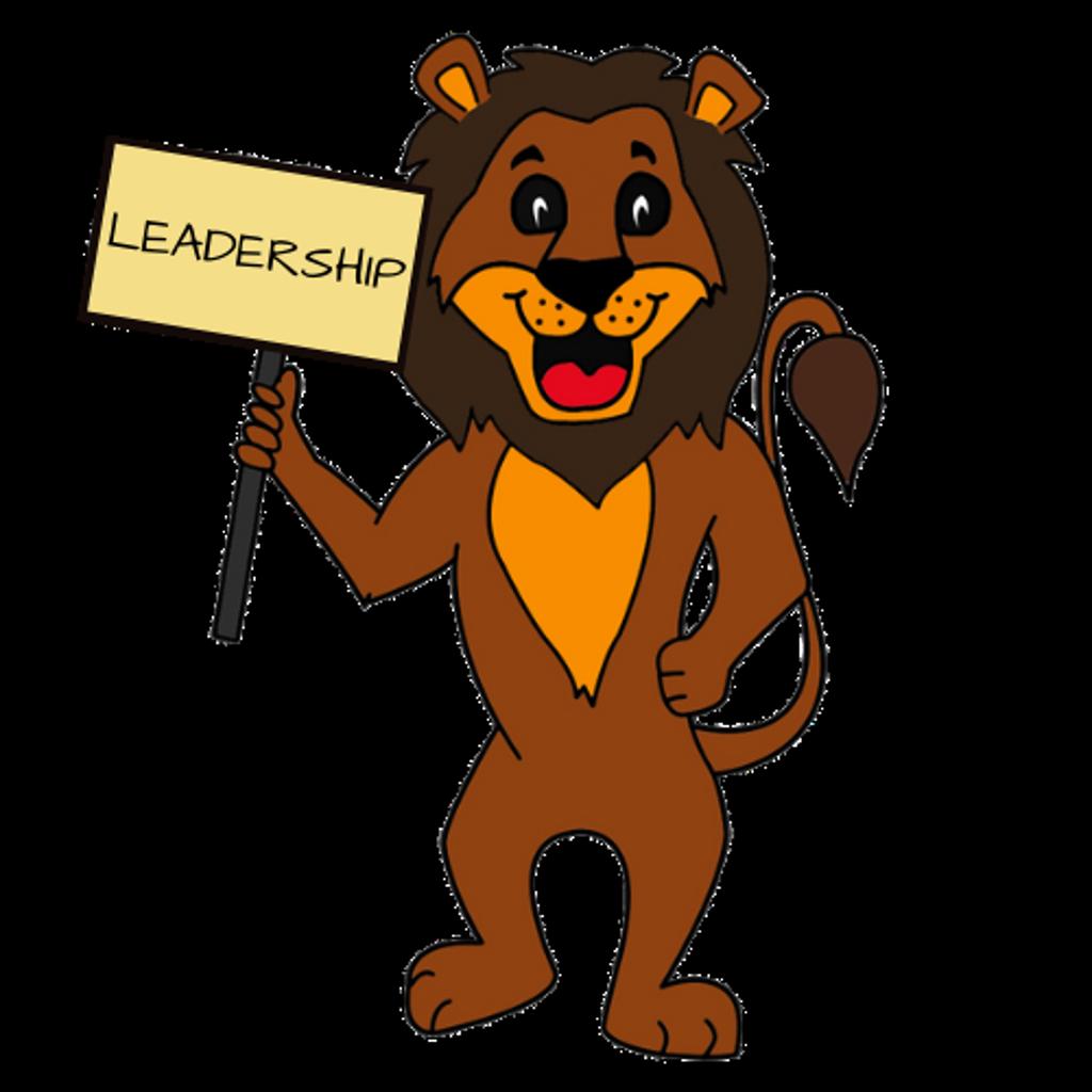Leonard the Leadership Lion