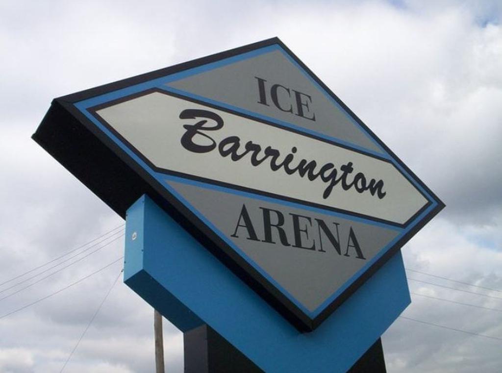 Barrington Ice Arena - Home to The BARRINGTON BUCKS