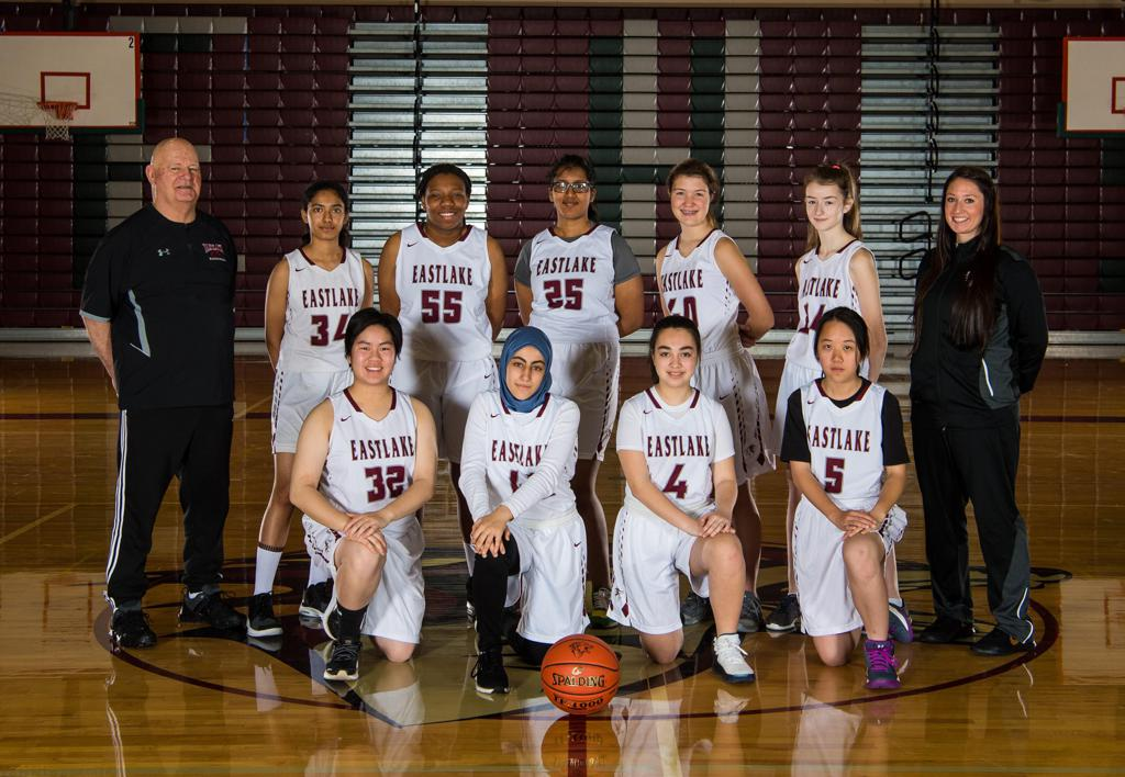 2019-2020 Eastlake Lady Wolves C Team