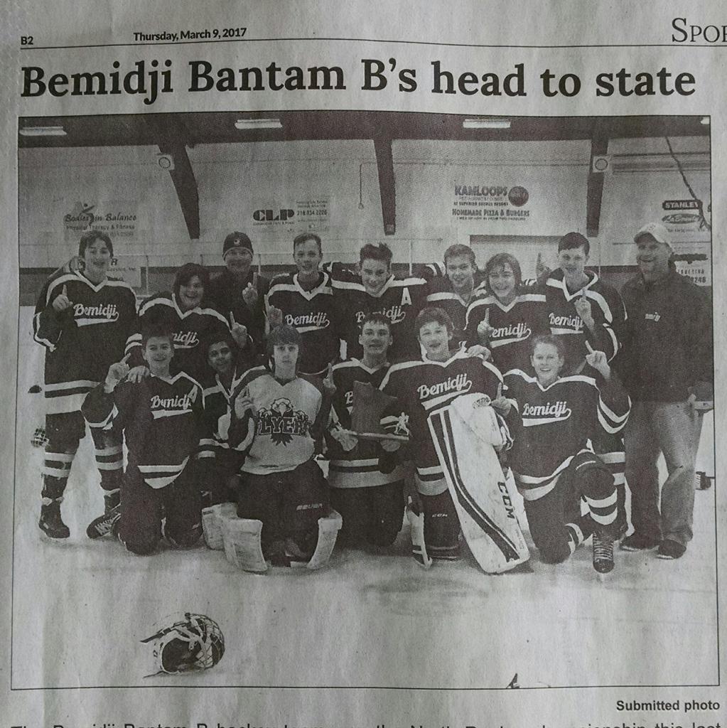 Bemidji Bantam B