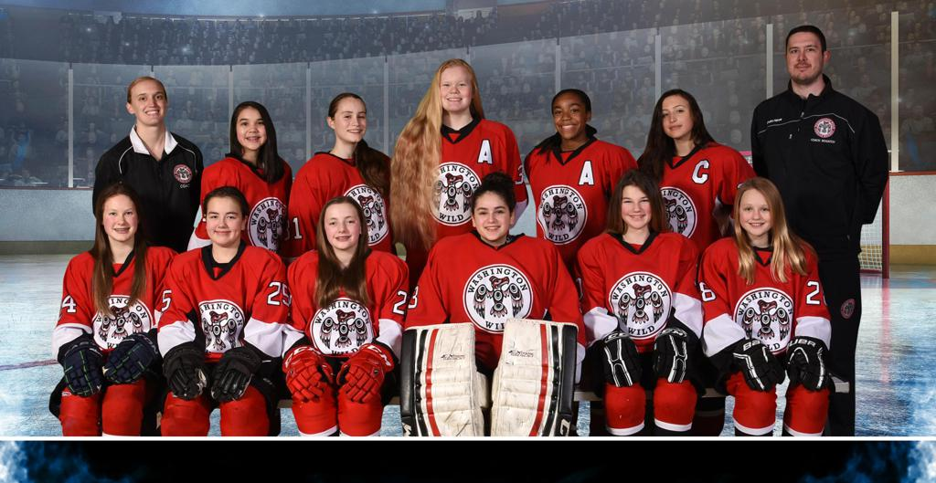 Washington Wild 14U Rep AA Team