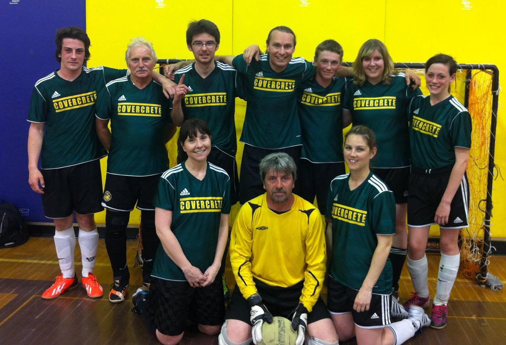 soccer Adult league mixed