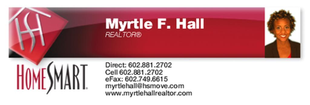 Myrtle Hall - Realtor