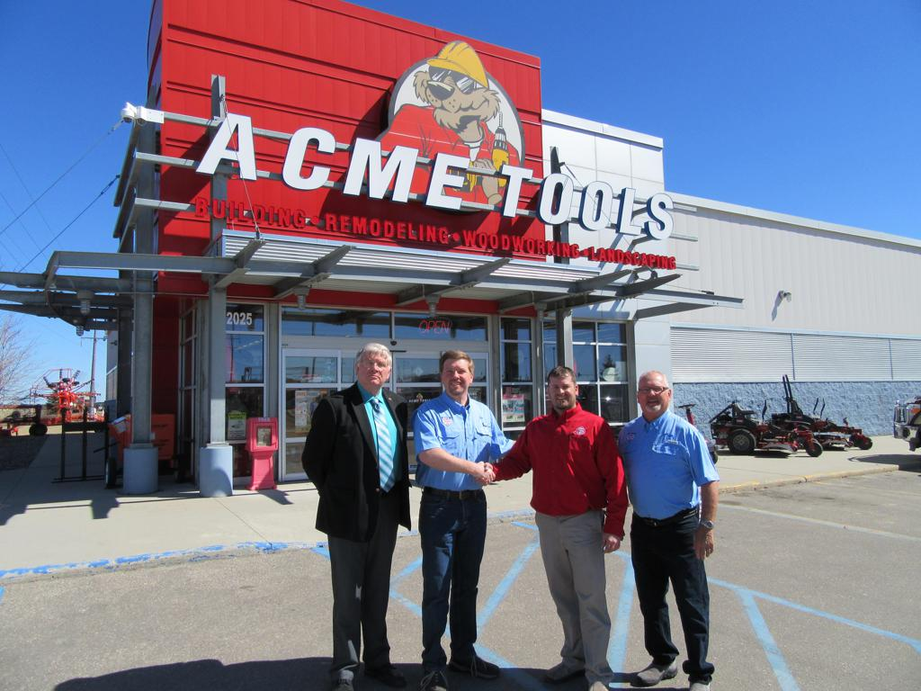 KCWC Announces Sponsorship with Acme/Milwaukee/Honda