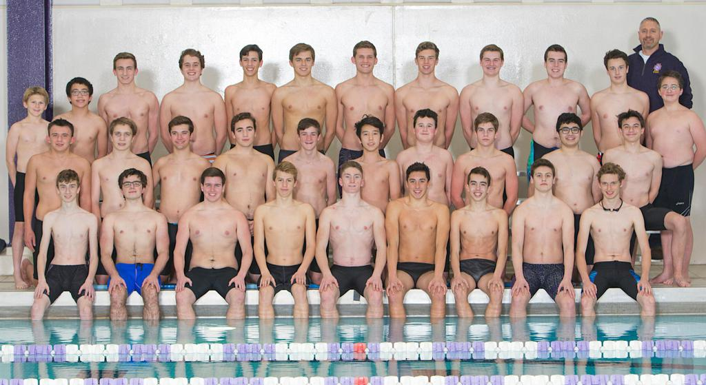 CDH 2018-19 Boys Swim & Dive Team