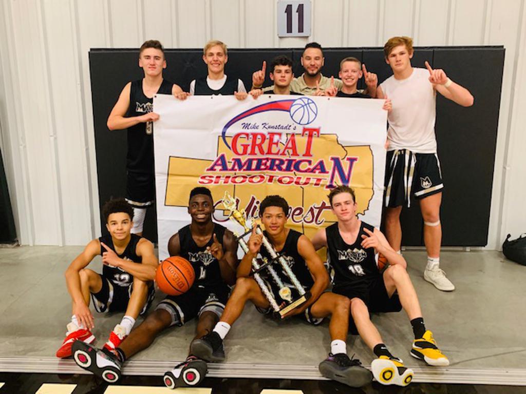 GASO Midwest July NCAA Elite 16-U National Champions