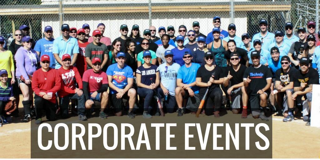 Corporate Events Houston