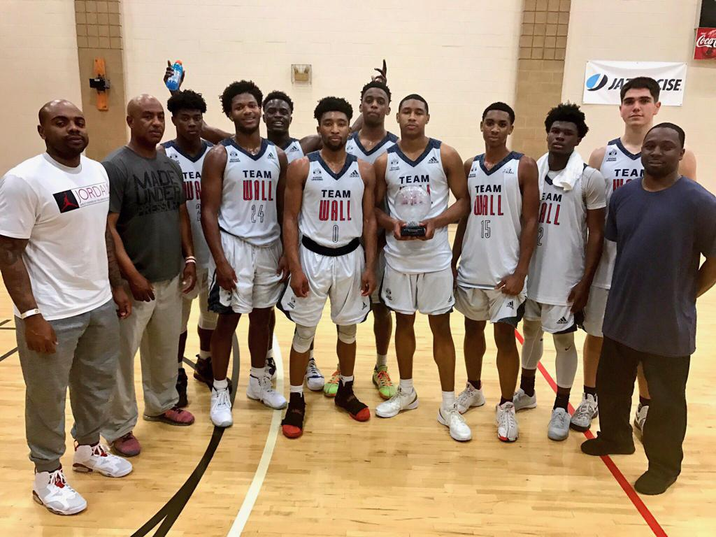 Team Wall 17u Wins the 2017 Icebreaker Invitational Championship