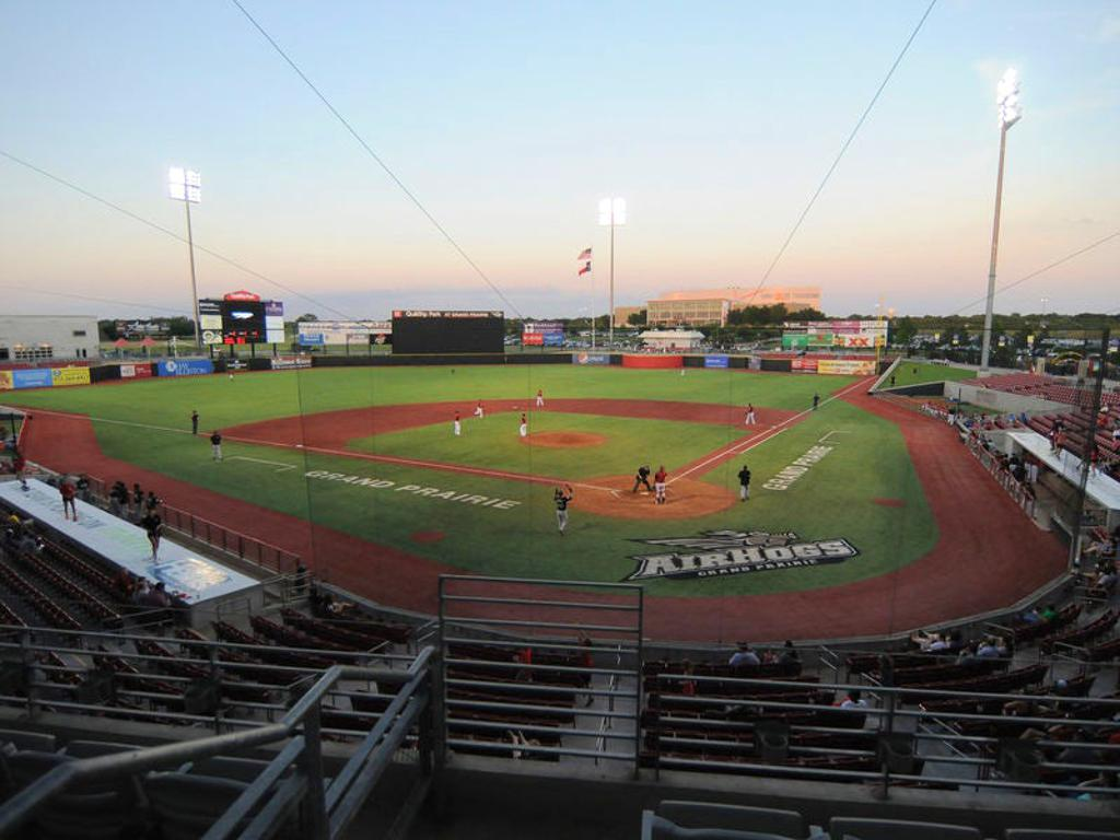 QuikTrip park will host Championship games and select pool games for this tournament.