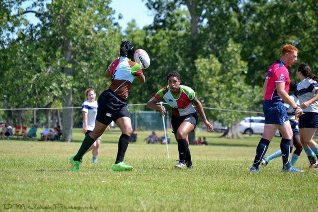 Lady Quins 7s Rugby Dallas Women's Rugby