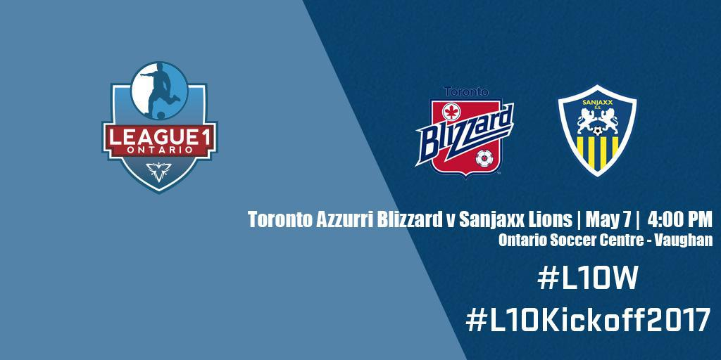 d870b582420 The addition of Toronto Azzurri Blizzard to League1 Ontario brings back a  familiar name to the senior Canadian soccer landscape and their opponents  for L1O ...
