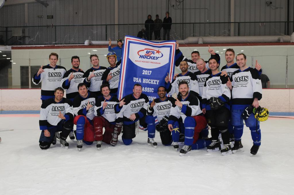 anchorage erwachsenen hockey league