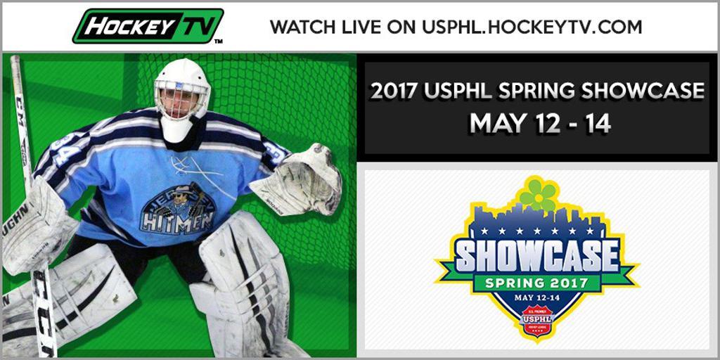2017 USPHL Spring Showcase on HockeyTV