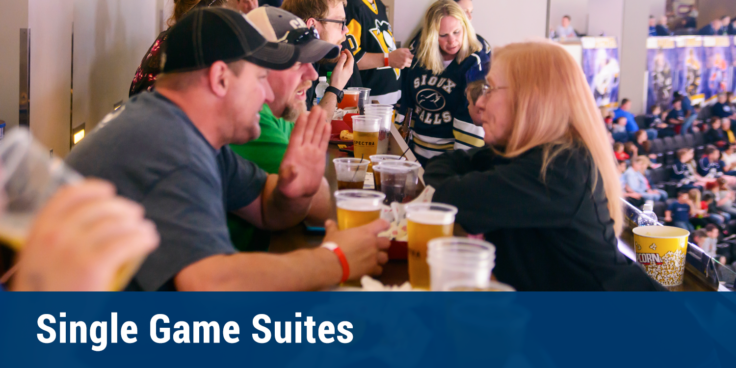Single game suites