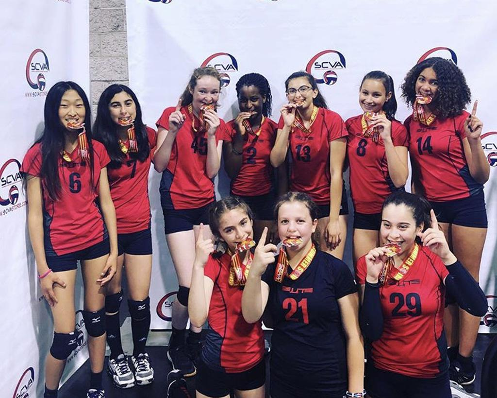 13's SIZZLE AT SCVA SUMMER SOIREE! ELITE CROWNED CHAMPIONS