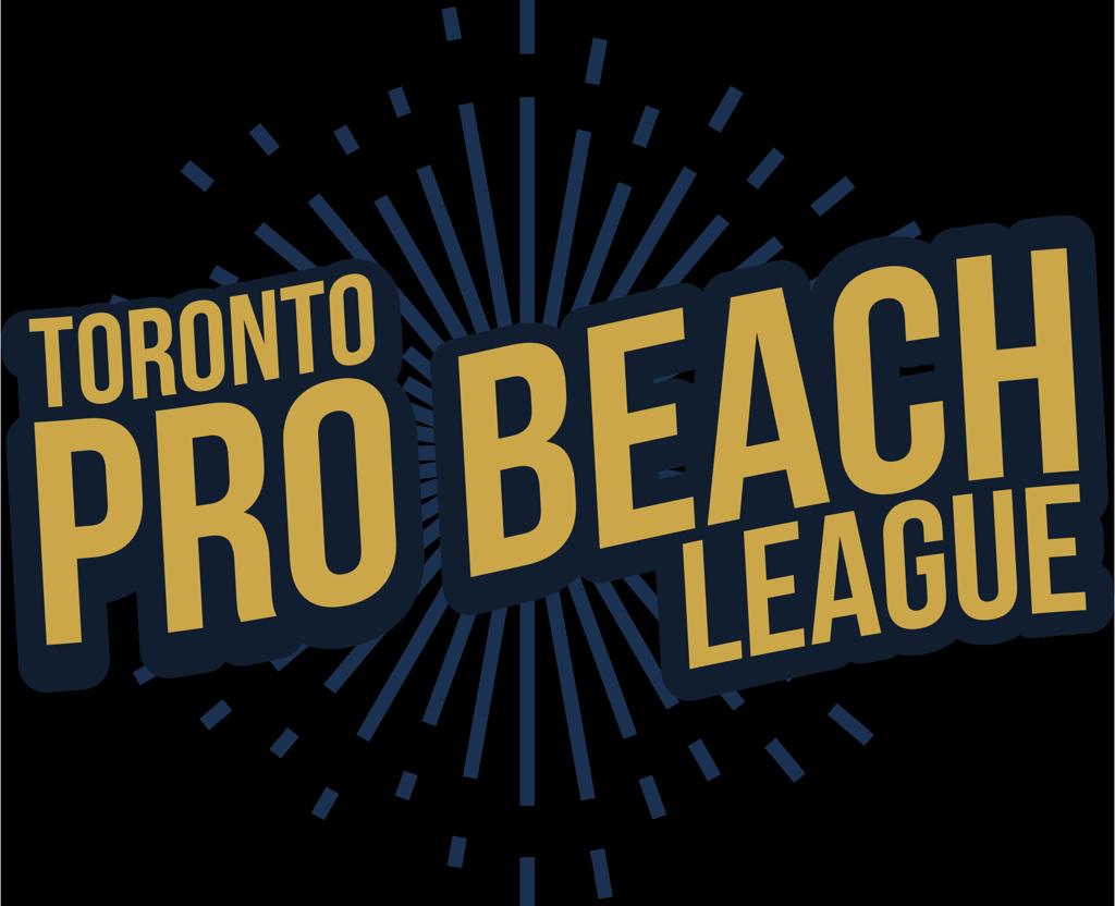 Toronto Pro Beach League Logo