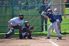 Alec batting small