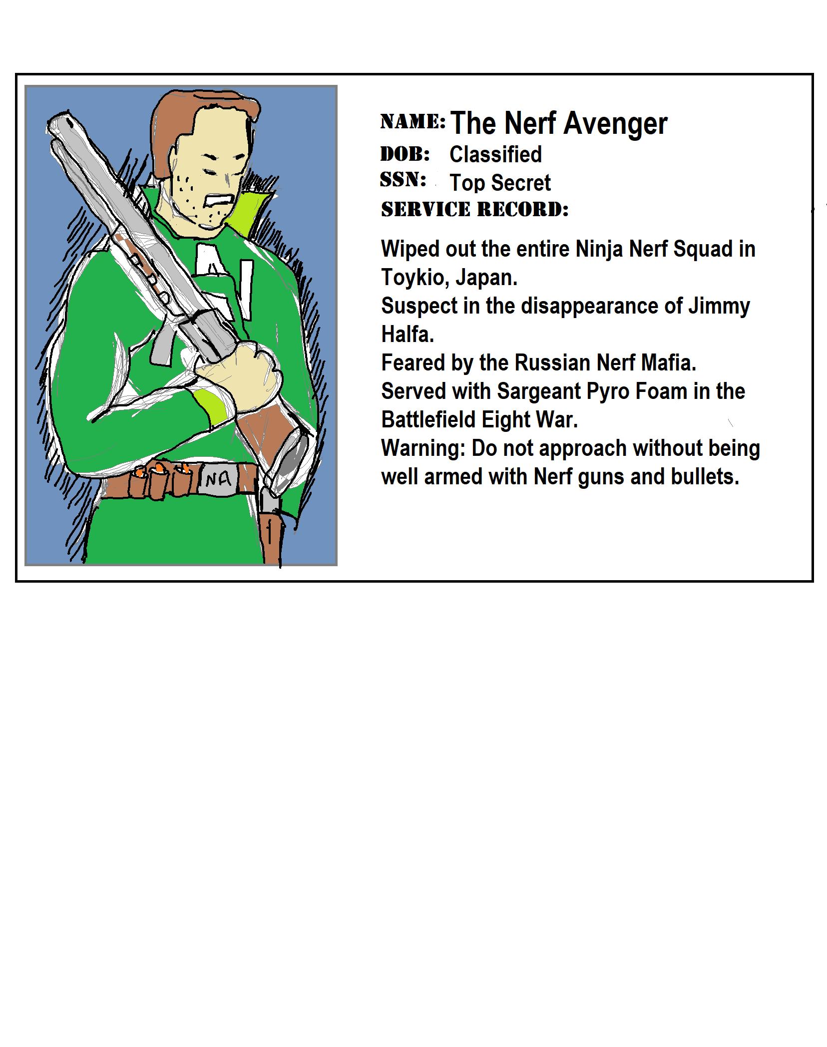 Nerf War Referee