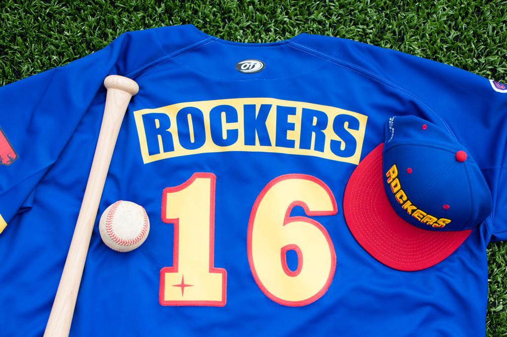 High Point Rockers Home Uniform