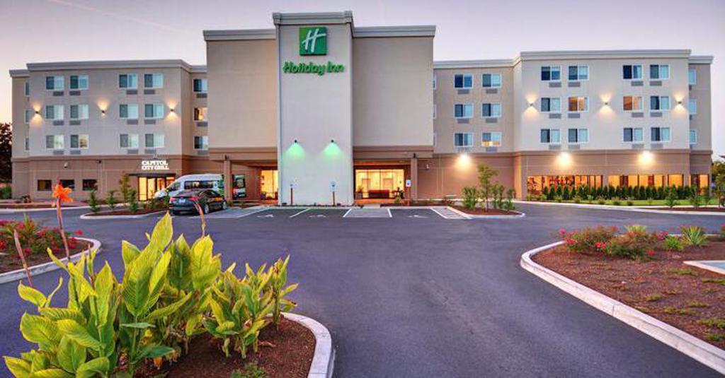 Holiday Inn Salem Oregon