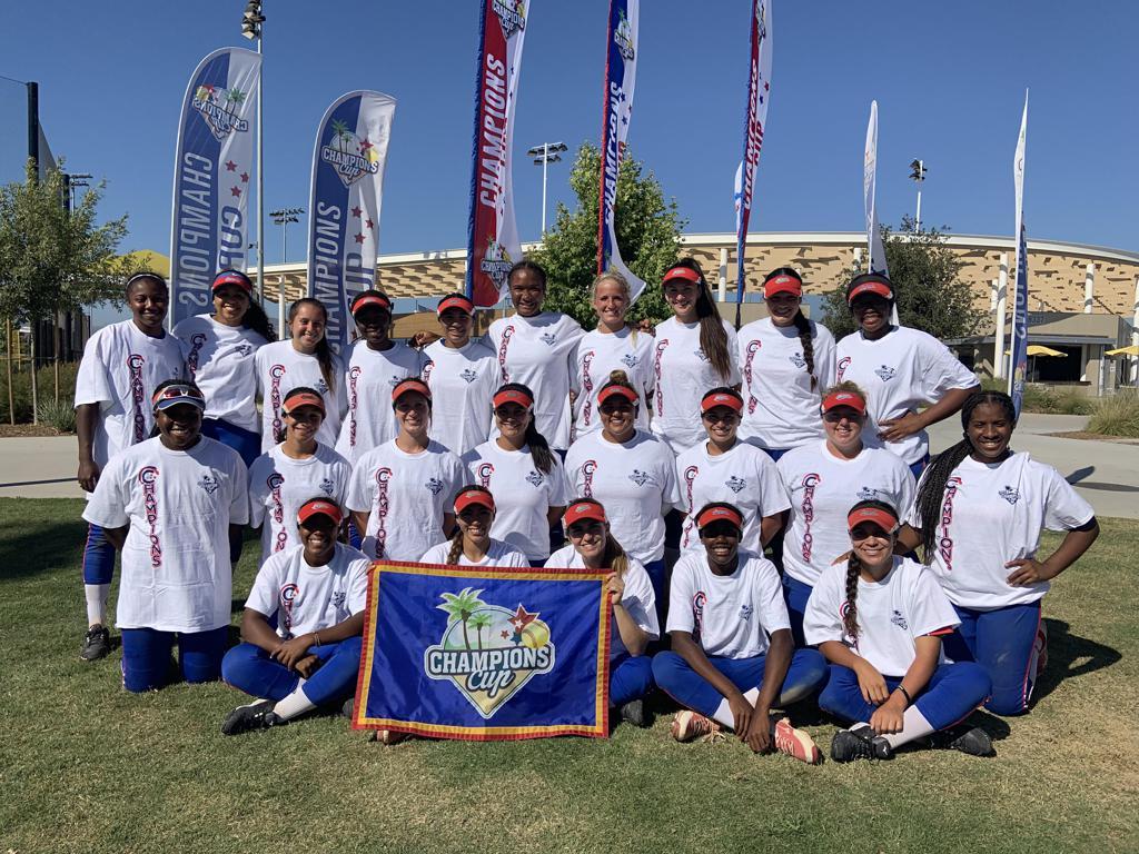 2019 18U Champions