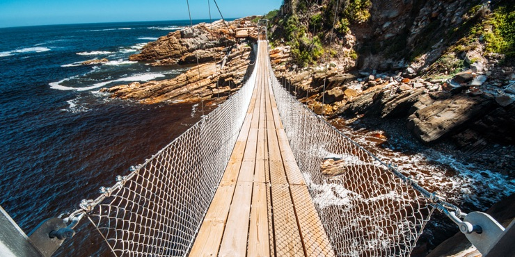 Bridge in IRONMAN 70.3 South Africa