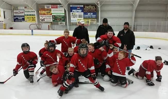 Amery Youth Hockey Association