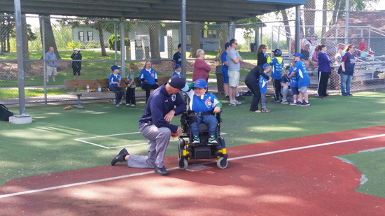 BATBA Partners with Miracle League