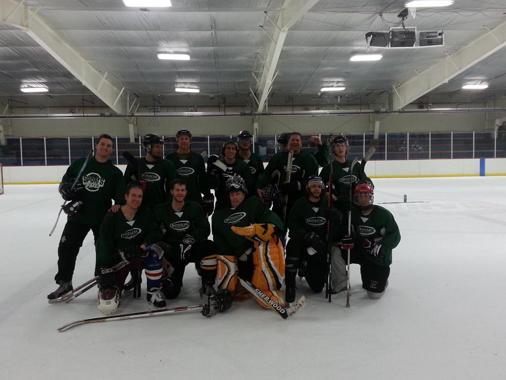Adult hockey association kho