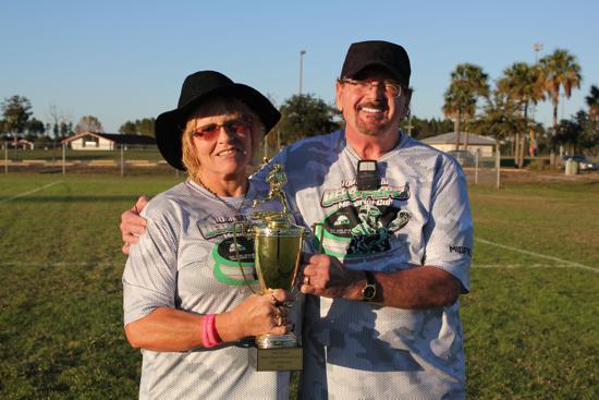 Derek Pieper's parents