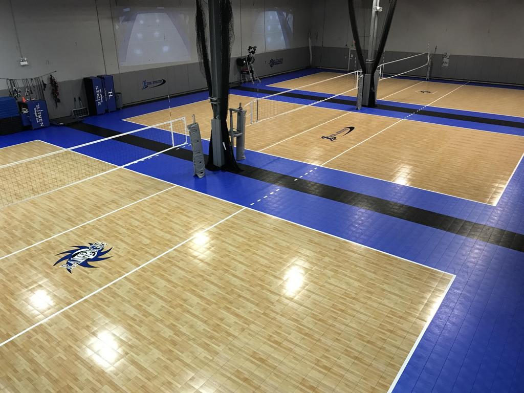Our Practice Facility Out of DuPage Training Academy