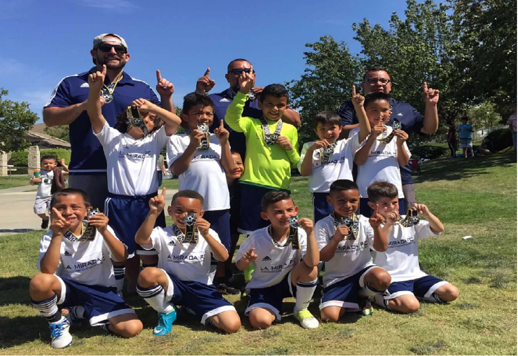 B08 Legends Cup Champions 2017