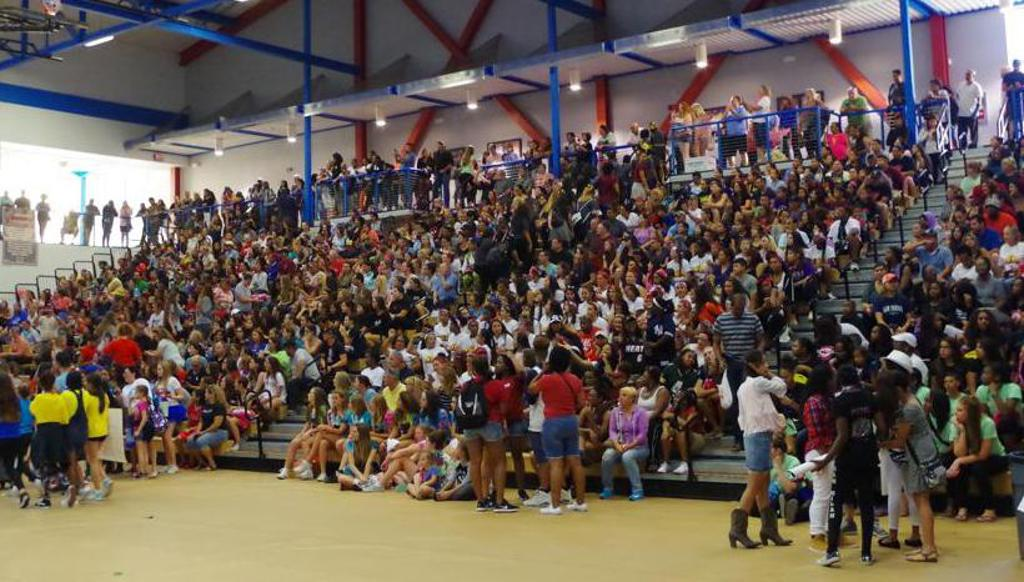 2017 Nationals Opening Ceremony
